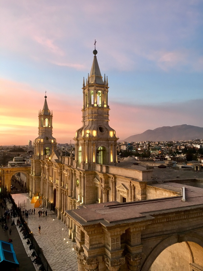 Peru | Arequipa +Cusco